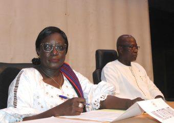 Passation de charges au ministère de la Culture : Elise Foniyama Ilboudo prend fonction