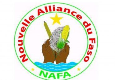 Message de la NAFA sur la création du ministère en charge de la réconciliation nationale