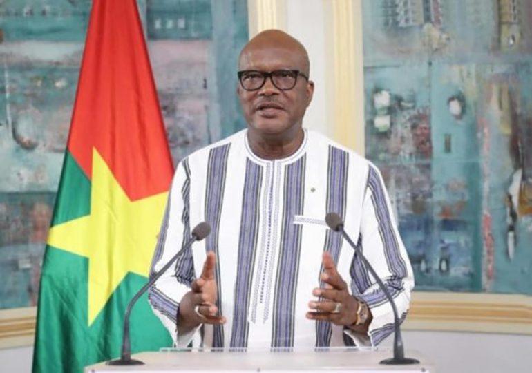 Nouvel an : Message du Président du Faso