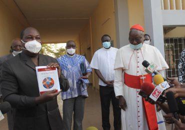 Réconciliation nationale au Burkina : Zéphirin DIABRE à la FEME et à l'Archevêché.