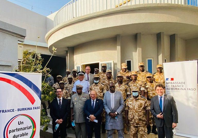 La Division de la Police des Frontières burkinabè, un siège flambant neuf et équipé !