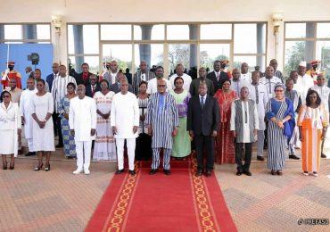 Nouveau gouvernement du Burkina Faso: Nos commentaires !