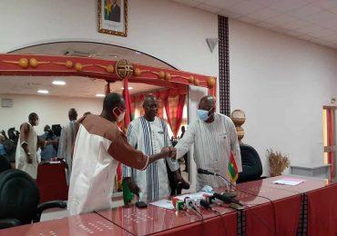 Election municipale 2021 et découpage administratif du pays, les priorités du nouveau ministre Pengdwendé Clément SAWADOGO