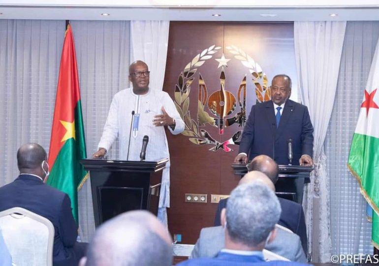 Assemblée nationale de Djibouti : standing ovation pour Roch Marc Kaboré