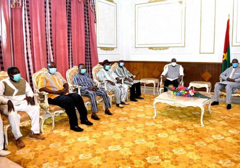 Société: Une délégation de la chambre des métiers reçue par le Premier Ministre