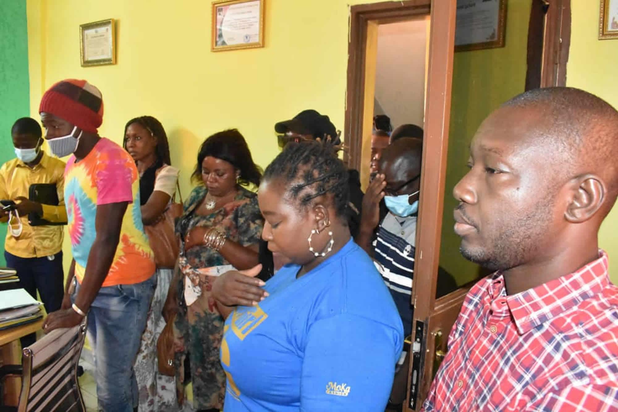 Ouverture officielle du siège du média INFOS CULTURE DU FASO