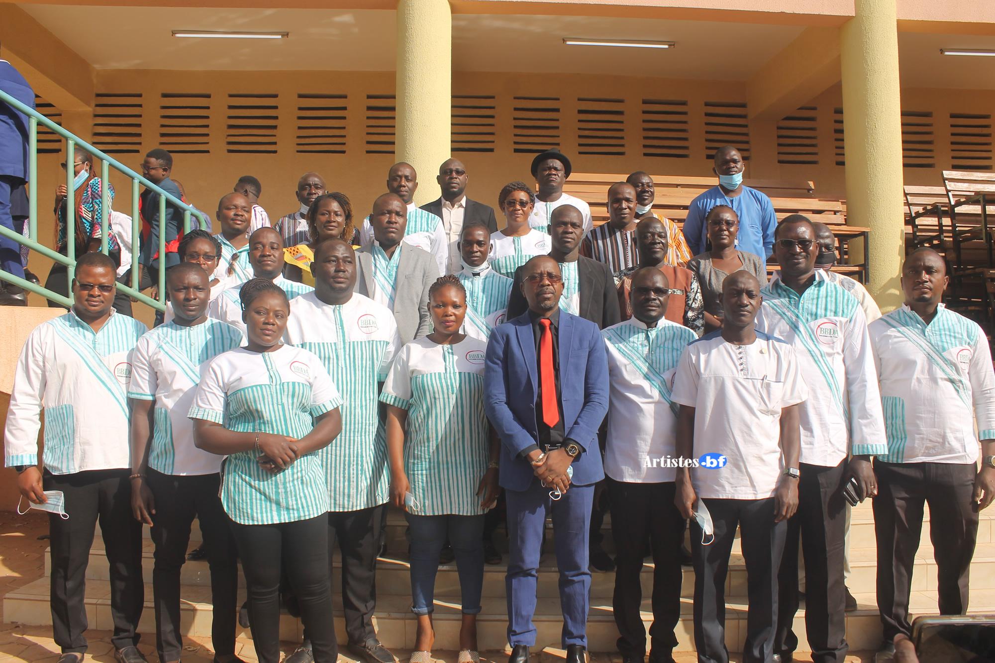 BBDA: Le Directeur Général et 28 agents de l'institution prêtent serment