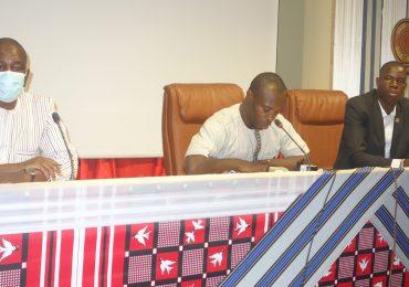 Tourismeau Burkina : Formation à l'utilisation des statistiques touristiques