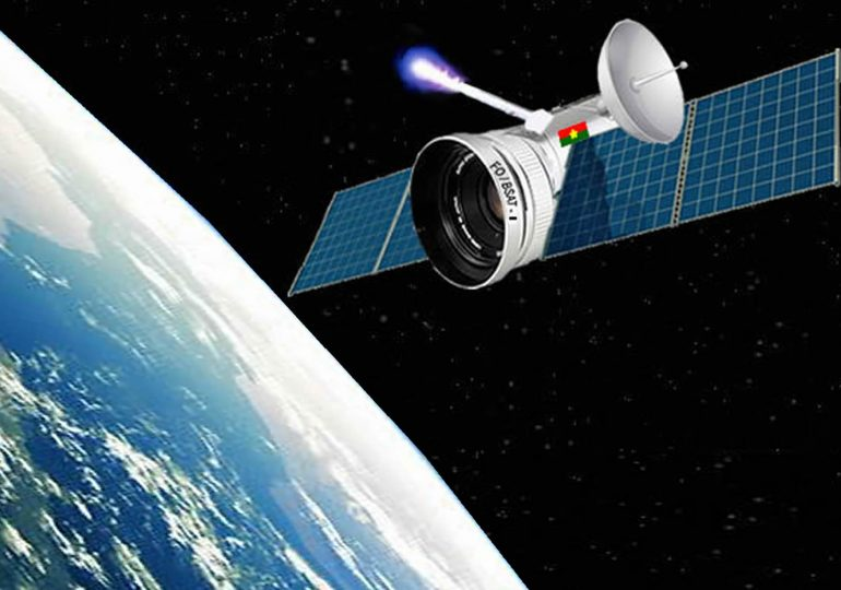 Recherches scientifiques : Burkina Sat-I, un Satellite Made in Burkina