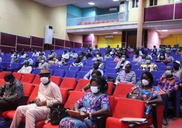 Ministère de la culture :La ministre échange avec l'ensemble des acteurs de son département