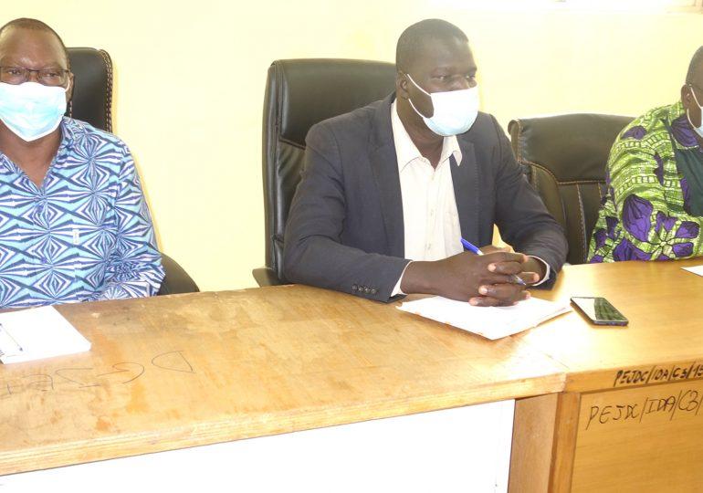 U-Report Burkina : Réunion des points focaux