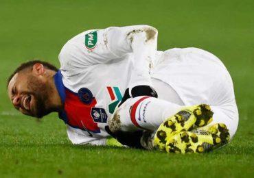 Neymar, un nouveau coup dur !