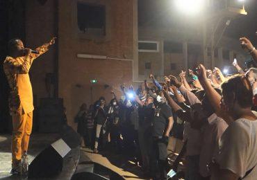 Institut Français de Ouagadougou : Smarty offre un concert dingue à ses fans !
