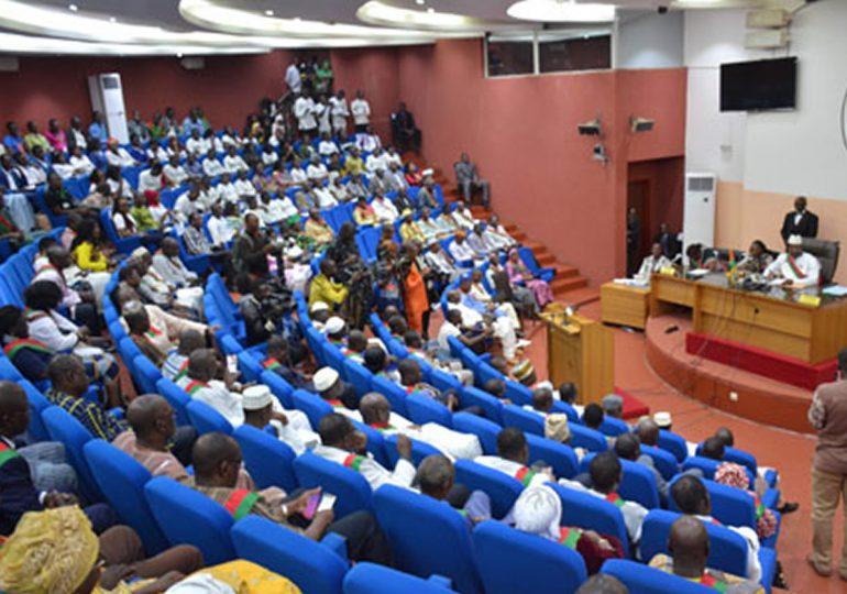 Projet de loi portant régime de sécurité sociale applicable aux travailleurs salaries et assimiles au Burkina Faso
