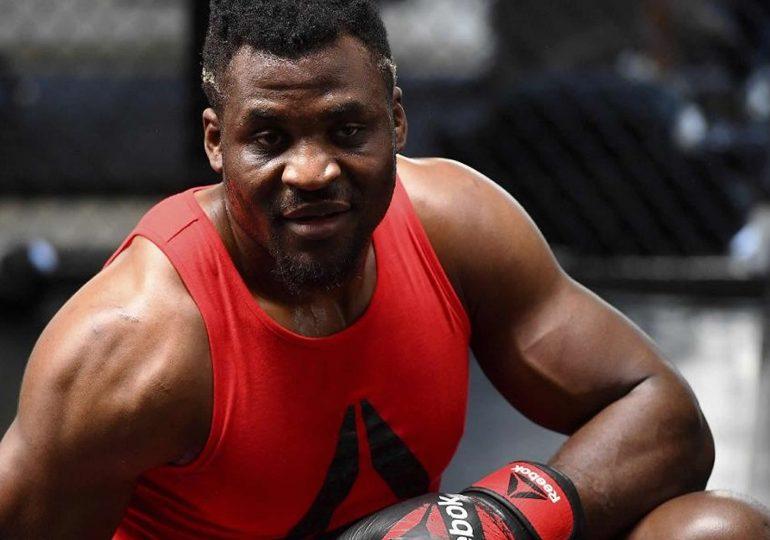 Boxe : le Camerounais Francis Ngannou veut défier Tyson Fury