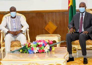 Ordre des experts-comptables du Burkina Faso : Le Bureau exécutif reçu par le Premier ministre