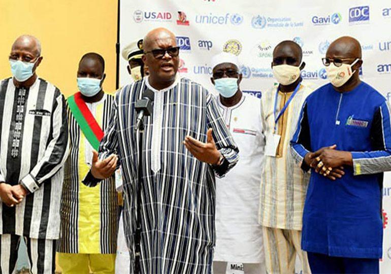 Santé : Le Programme Elargi de Vaccination (PEV) a 40 ans