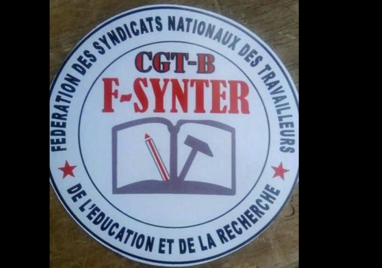 déclaration du Secteur F-SYNTER de l'Université Norbert ZONGO (UNZ) et de l'École Normale Supérieure de Koudougou (ENSK)