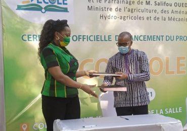 Environnement : Green AFRICA lance son premier programme éco-école au Burkina