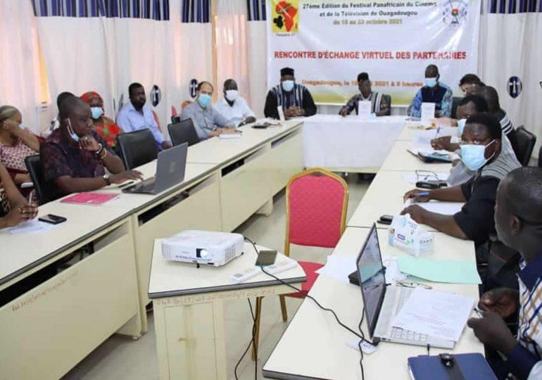 FESPACO 2021: l'appel du gouvernement burkinabè