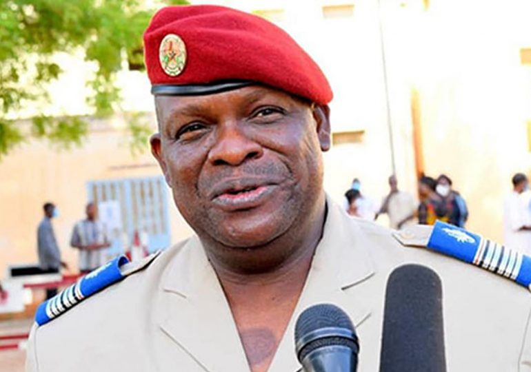 Sécurité: La Commission Nationale de Contrôle des Armes a un nouveau Secrétaire permanent