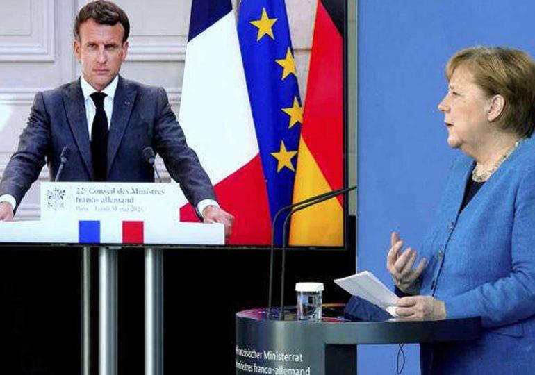 Espionnage des Européens par les Etats-Unis : Macron et Merkel attendent des explications