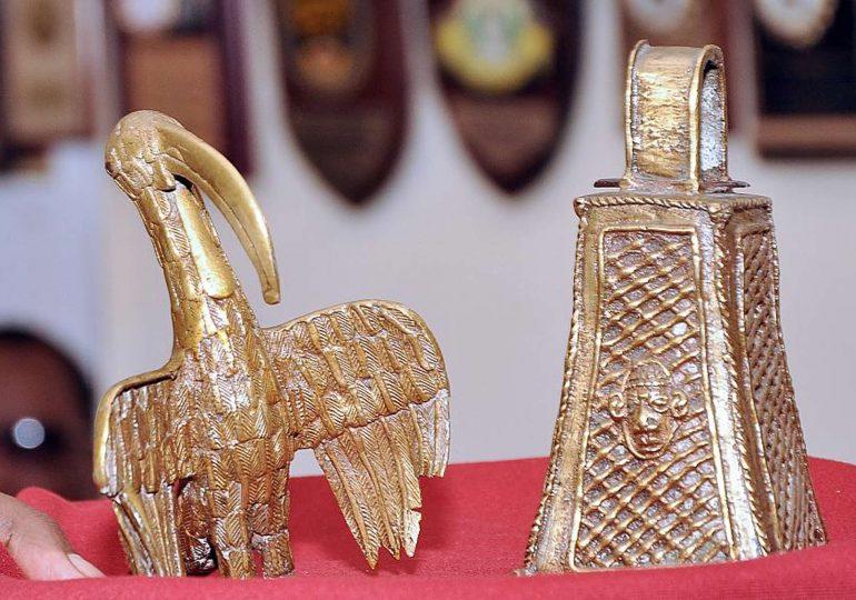"L'Allemagne va restituer au Nigeria des ""bronzes du Benin"" en 2022"