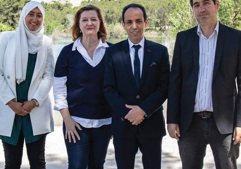 France : polémique autour du port du voile de la candidate Sarah Zemmahi