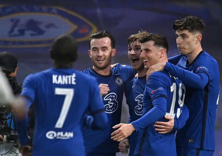 Ligue des champions: Chelsea-Real, le film de la qualification des Blues