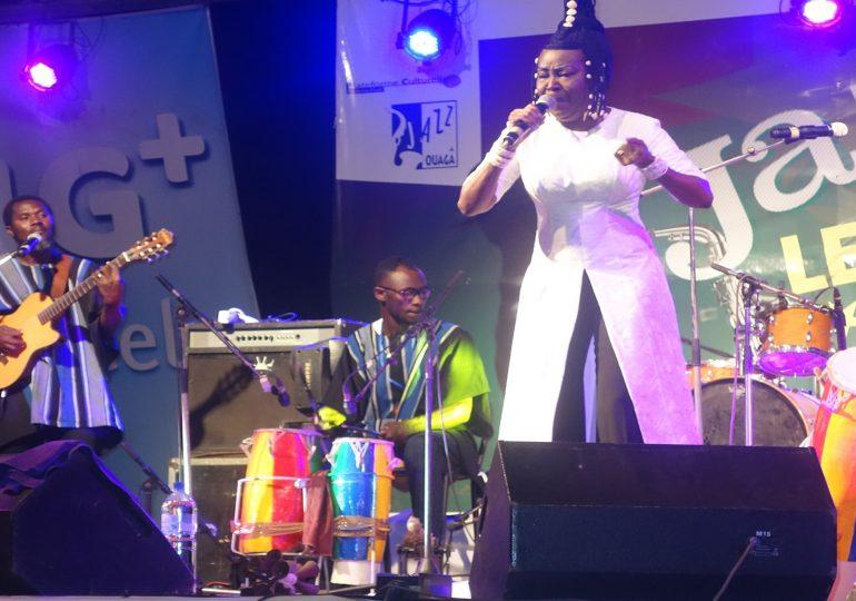 Jazz à Ouaga : Afia MALA sur le podium du FESPACO