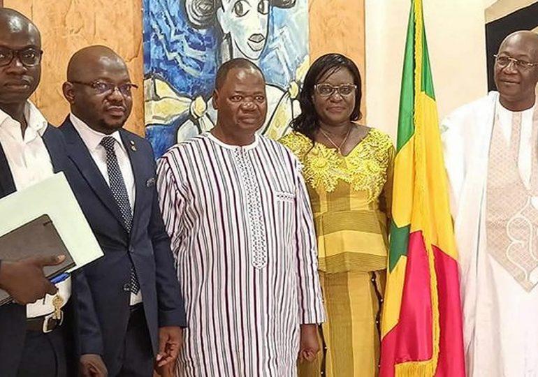 Fespaco: La ministre Thiombiano en audience avec son homologue sénégalais