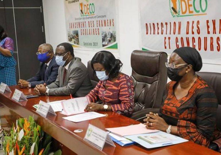 Côte d'Ivoire : Des kits de mise en route et des détecteurs de métaux pour le bon déroulement des examens scolaires