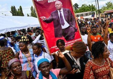 La Côte d'Ivoire suspendue au retour de Laurent Gbagbo
