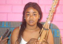 Festival Jazz à Ouaga : Alimatou DJAKITE alias Rama N'GONI  en plateau Off