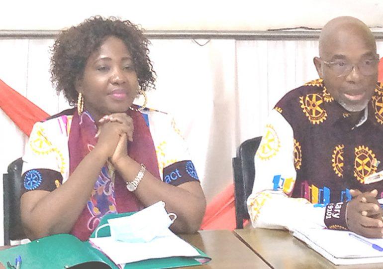 Rotary Club de Ouagadougou: Renforcement de capacité des membres