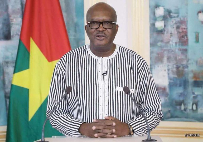 Message à la nation de Son Excellence Monsieur Roch Marc Christian KABORE
