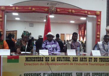 Culture : Une Session d'informations au profit des acteurs culturels et touristiques