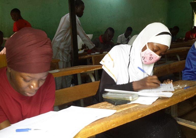 Education: Lancement des épreuves écrites du Baccalauréat session 2021