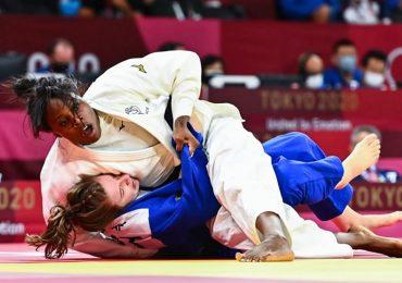 JO 2020-Judo : Piégée par la Japonaise, Madeleine Malonga échoue en finale mais décroche l'argent