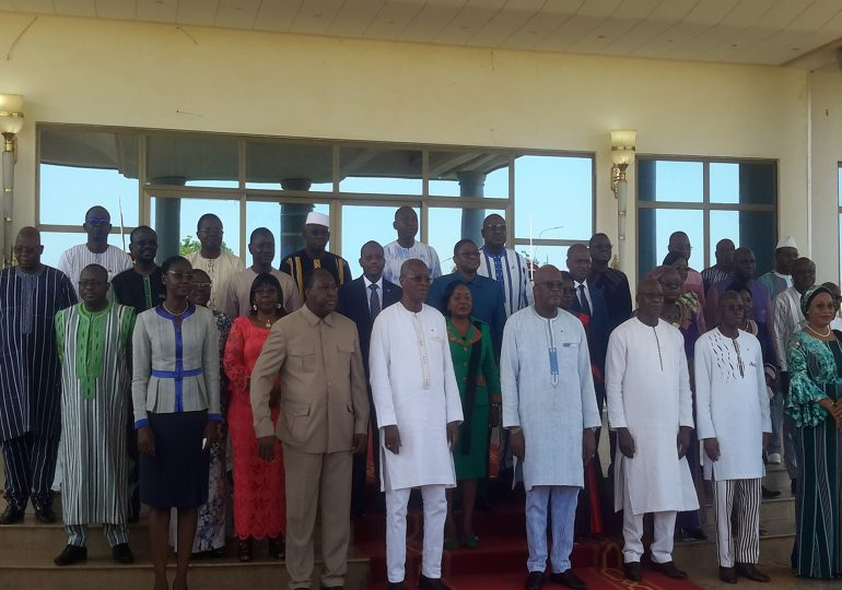 Burkina Faso : léger remaniement ministériel