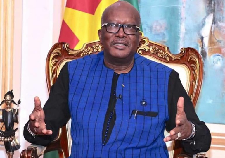 Crise autour de la CENI : Déclaration du président du Faso