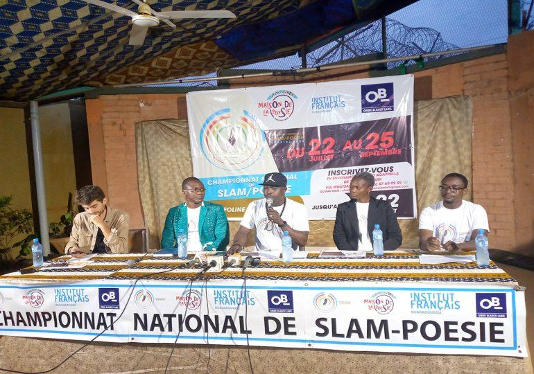 Culture: Championnat national de Slam-Poésie, Candidats à vos marques!