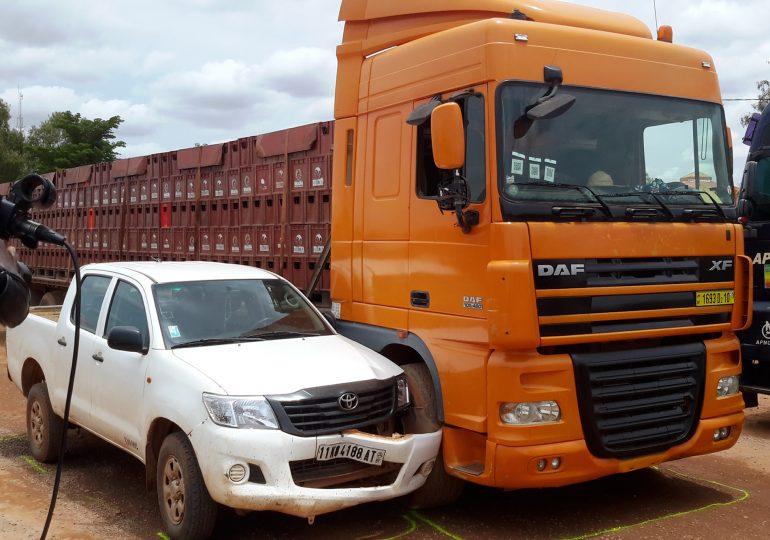 Société : Les travaux sur le boulevard circulaire Tansoba fait des dégâts