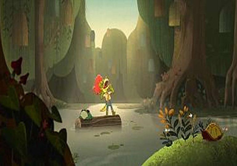"""Arlo, le Garçon Alligator"", film d'animation musical"