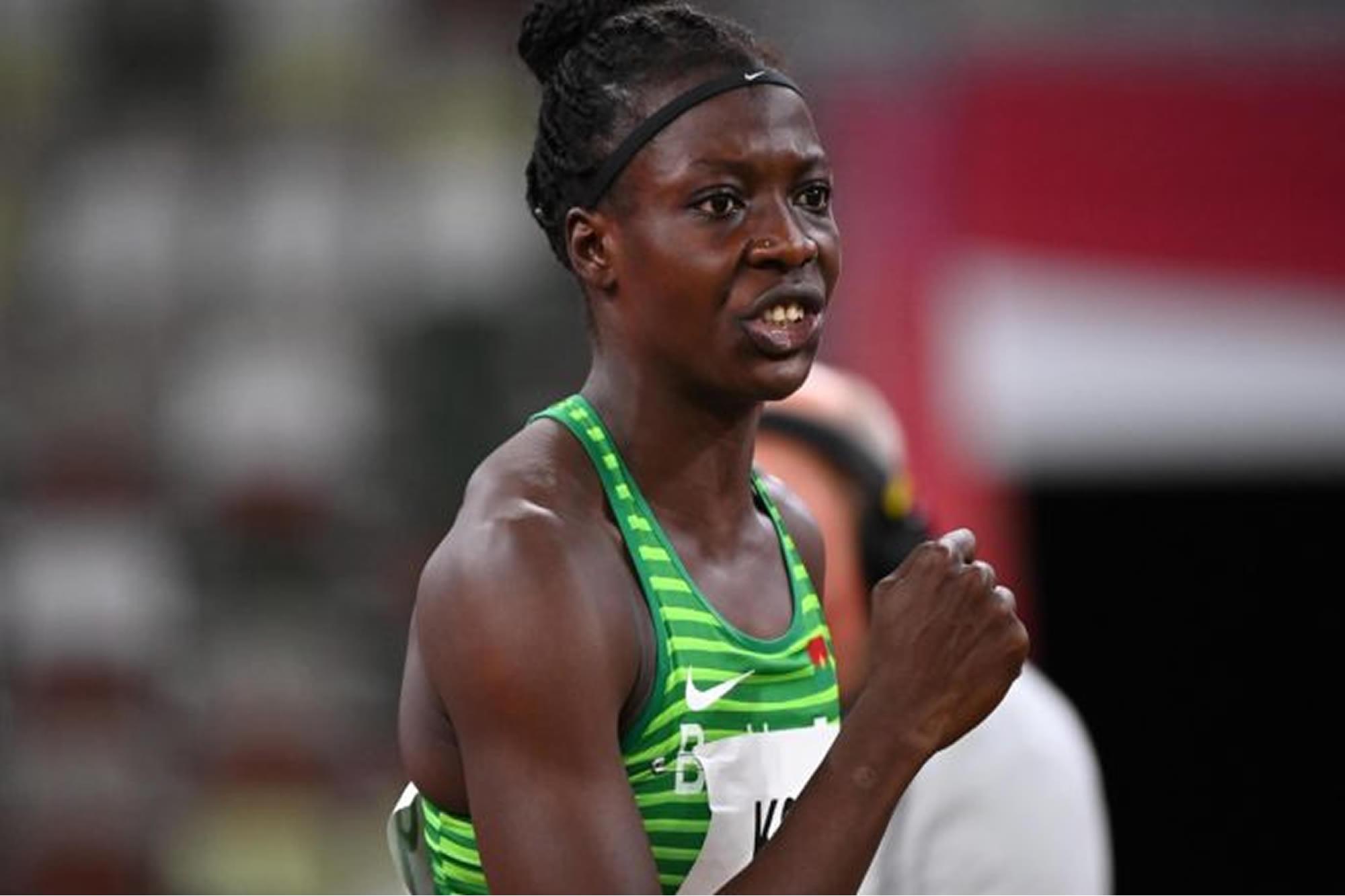 Jeux olympiques : Bon début pour Marthe Koala au 100m haies, la compétition se poursuit