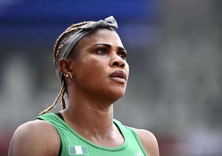 JO 2021 (athlé): la sprinteuse nigériane Okagbare suspendue pour dopage le jour de la finale du 100 m