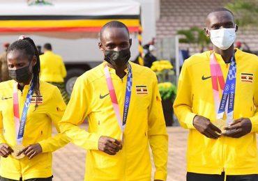 Ouganda : des voitures de luxe et des maisons offertes aux médaillés de Tokyo