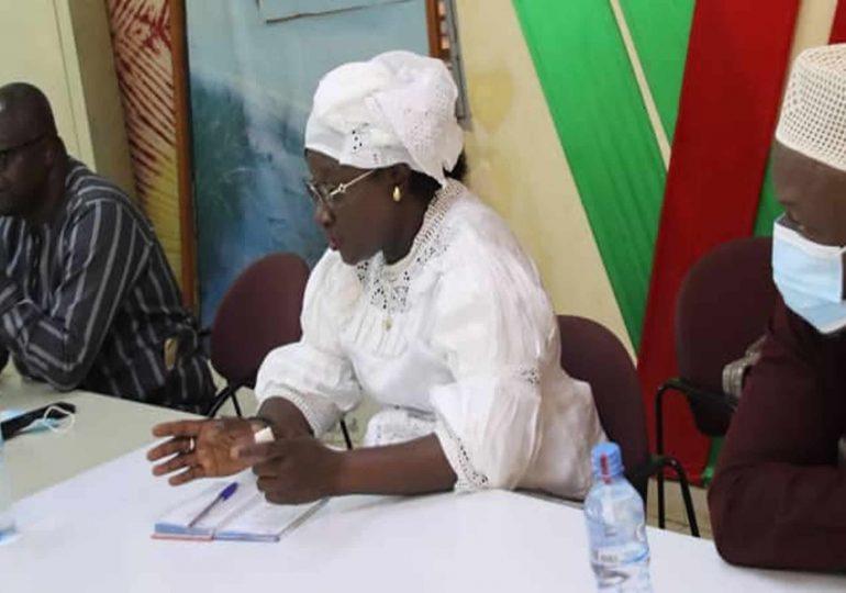 Bobo Dioulasso : des réflexions avec le comité de réhabilitation de la vieille mosquée de Dioulassoba