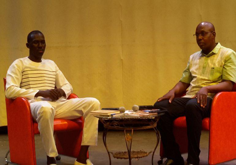 Litterature: Sabari Christian Dao présente son livre ''Sauvegarde du patrimoine culturel immatériel au Burkina Faso''
