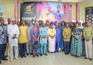 FESPACO 2021: Les présidents des commissions du Comité National d'Organisation (CNO)